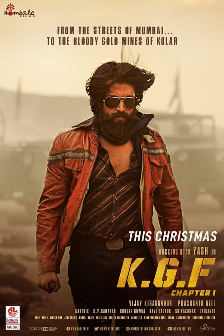 Audio Rights Of Kgf Sold For Rs 36 Crore Cini Mirror