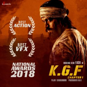 KGF national award