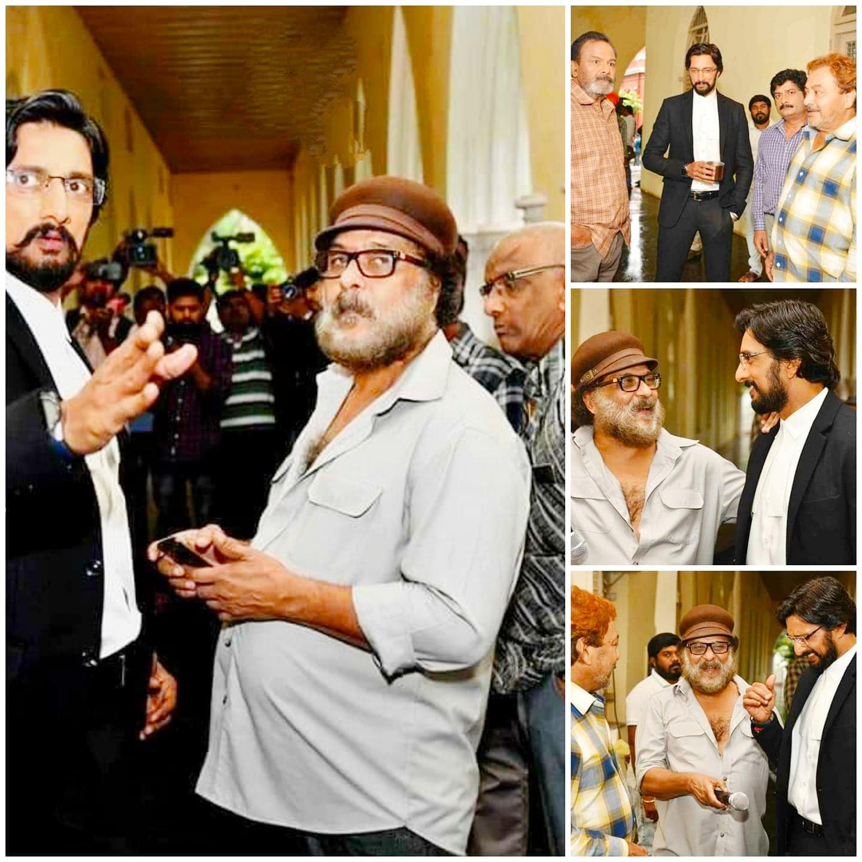 Ravi Bopanna movie has a Crazy- Kiccha combination | Cini Mirror