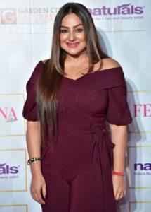 Actress Priyanka Upendra
