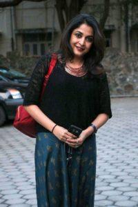 Actress Ramya Krishna