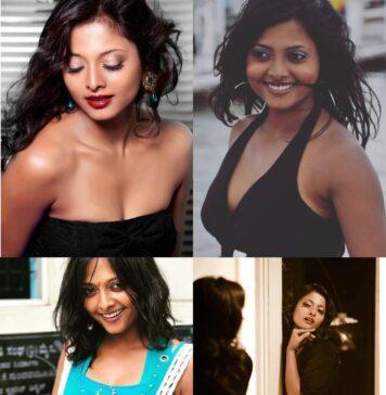 Actress Niveditha