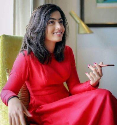 Actress Rashmika