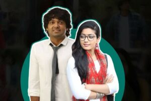Rakshith Shetty and Rashmika