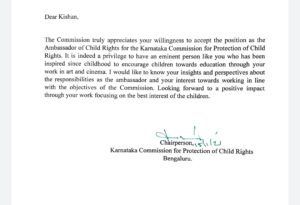 child Rights commission