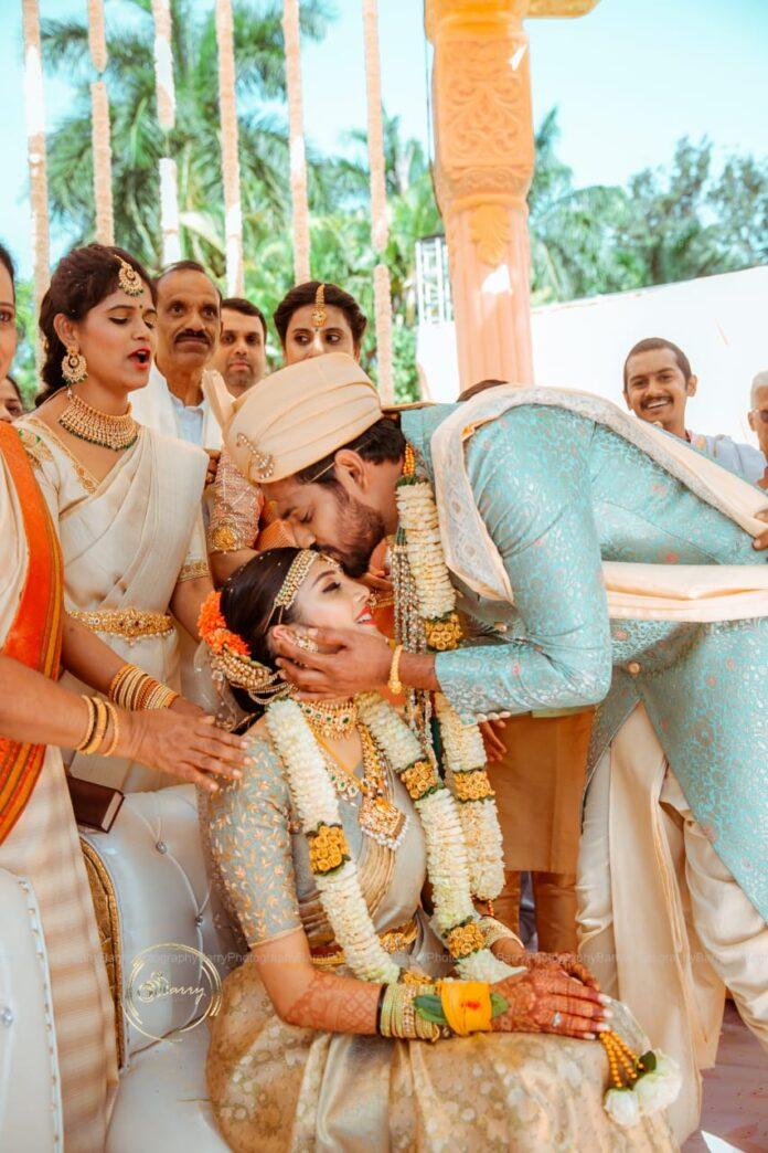 Krishna and Milana